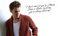 Mr Porter - The Look: Mr Paul Wesley
