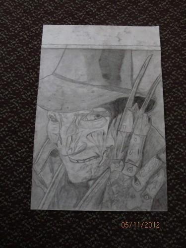 My Freddy Drawing
