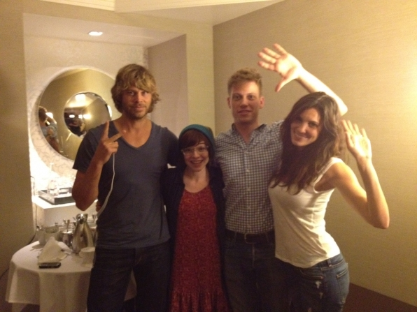 NCIS: Los Angeles NCIS LA Fun Cast