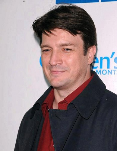 Nathan Fillion wallpaper called Nathan <333