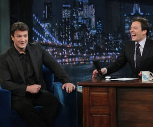Nathan on Jimmy Fallon <333