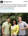 Neil and Oprah <3 - neil-patrick-harris photo