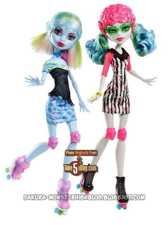 видео монстр хай куклы страшилки