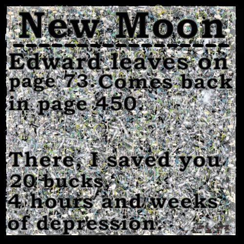 New Moon:Edward
