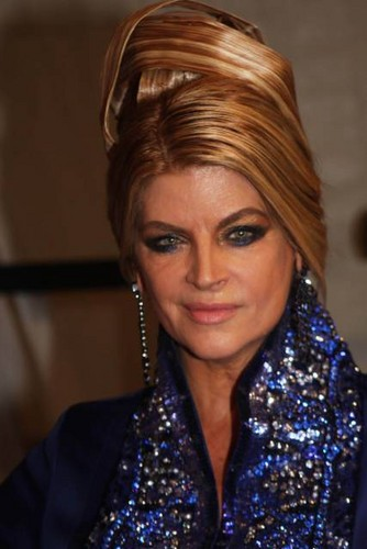 Kirstie Alley wallpaper with a portrait titled New York Fashion Week Spring Summer 2012