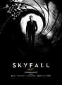 Official Poster for Skyfall!!! - skyfall photo