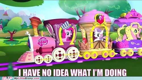 Oh Pinkie Pie XD - my-little-pony-friendship-is-magic Photo