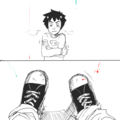 Ohmai. ;n; - homestuck fan art