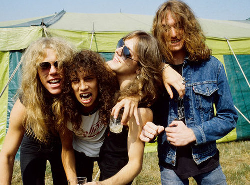 Old Metallica - metallica Photo