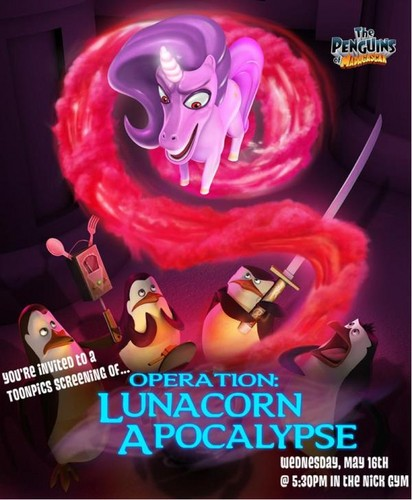 Operation: Lunacorn Apocalypse - penguins-of-madagascar Photo
