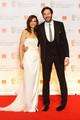 Orange British Academy Film Awards 2012 [Kristen & Chris O´Dowd] <333