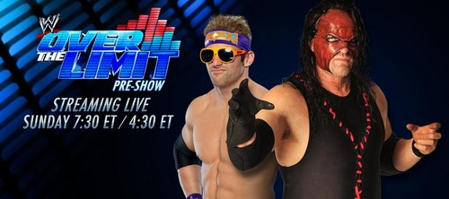 Over the  Pre-Show:Kane vs Zack Ryder