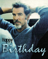 PIERCE BROSNAN BIRTHDAY 3