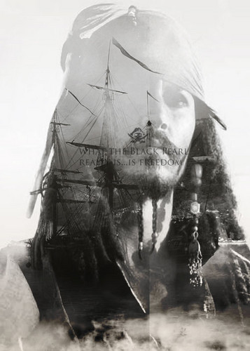 POTC - pirates-of-the-caribbean Fan Art