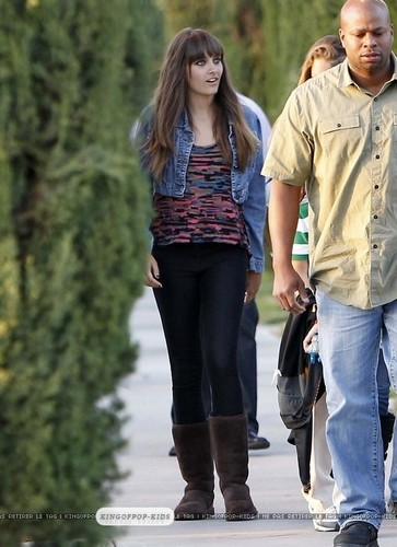 Paris Jackson in Calabasas
