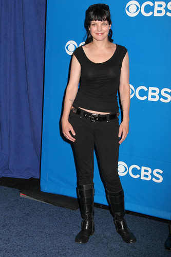 NCIS images Pauley Perrette - 2012 CBS Upfront in New York - 05/16/12 HD wallpaper and background photos