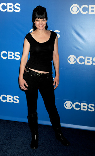 Pauley Perrette - 2012 CBS Upfront in New York - 05/16/12 - ncis Photo