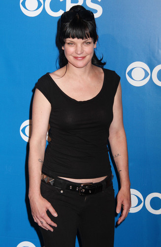 Pauley Perrette - 2012 CBS Upfront in New York - 05/16/12