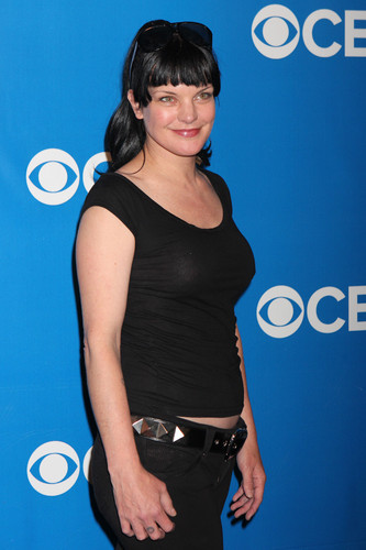 Pauley Perrette - 2012 CBS Upfront in New York - 05/16/12