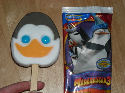 Penguins Icecream! :D