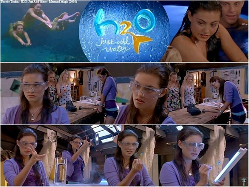 Phoebe Tonkin ''Cleo'' 3x14 Mermaid Magic