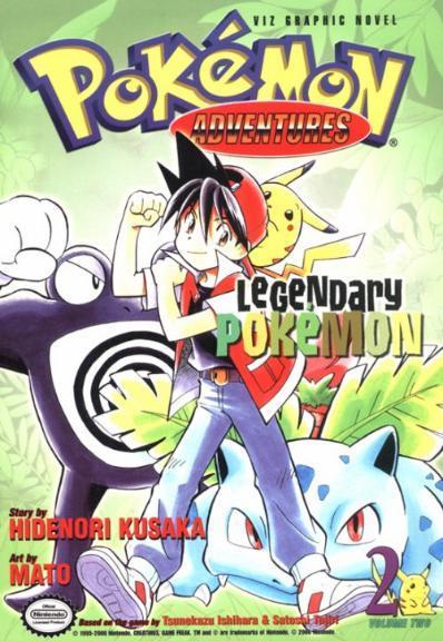 Pokemon Adventures Volume Covers - Manga Photo (30819649) - Fanpop: fanpop.com/clubs/manga/images/30819649/title/pokemon-adventures...