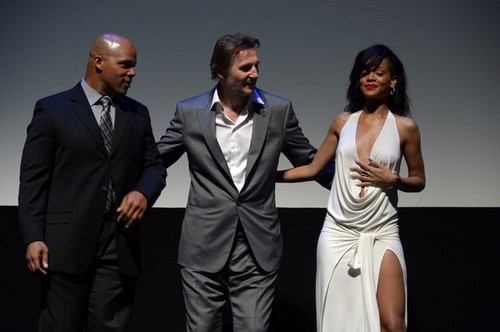 """Premiere Of Universal Pictures' """"Battleship"""" - Red Carpet"""
