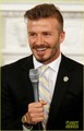President Obama Honors David Beckham & L.A. Galaxy - david-beckham photo