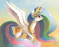 Princess Celestia - princess-celestia photo
