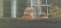 Princess Diana having a deep conversation with William - princess-diana-and-her-sons photo