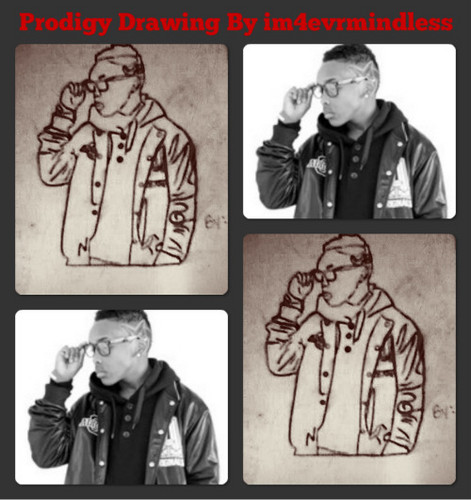 Prodigy Drawing I Draw it