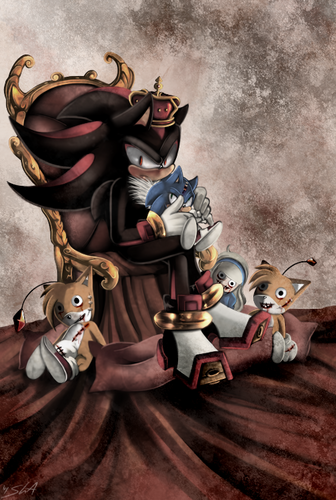 Puppet's king