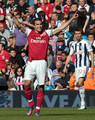 R. van Persie (West Bromwich - Arsenal)