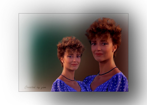 The Thorn Birds wallpaper with a portrait entitled Rachel Ward