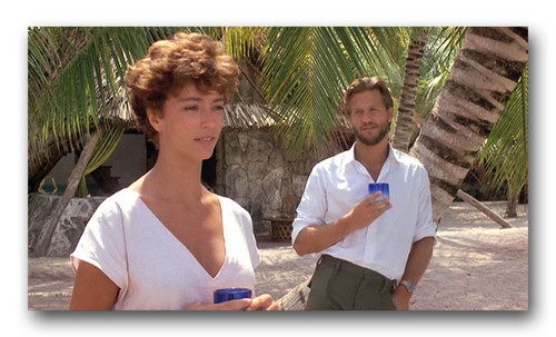 "The Thorn Birds wallpaper titled Rachel Ward in ""Against all odds"""
