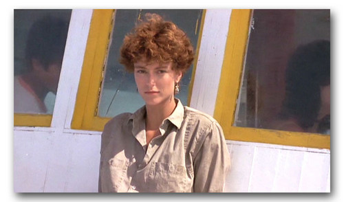 "The Thorn Birds wallpaper entitled Rachel Ward in ""Against all odds"""