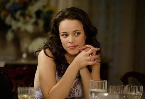 Rachel in Wedding crashers