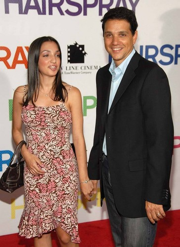 Ralph & Julia - ralph-macchio Photo