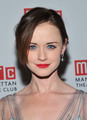 Regrets Off Broadway Opening Night In New York - 03/27/12 - alexis-bledel photo