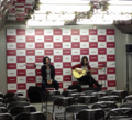 Rehearsal for Anzi and Sono's live