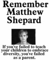 Remember Matthew Shepard