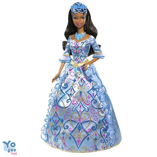 Renee in her Ball gown - barbie-and-the-three-musketeers Photo