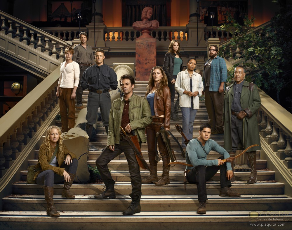 Revolution 2012 tv series revolution cast