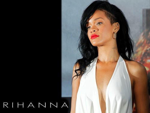 Rihanna wallpaper probably containing a portrait entitled RiRi