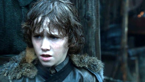 House Stark wallpaper probably containing a fur coat entitled Rickon