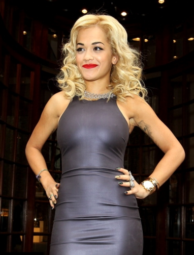 Rita Ora - R.I.P Single Launch at Asprey - May 08, 2012