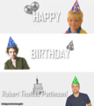 Robert Pattinson Happy Birthday - twilight-series photo