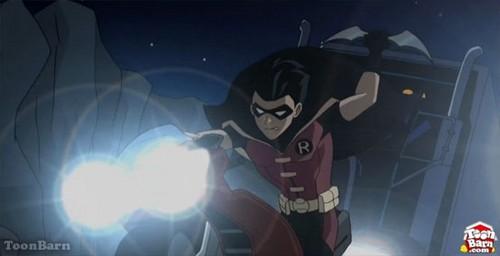 Liên minh công lý trẻ hình nền entitled Robin (Dickie)