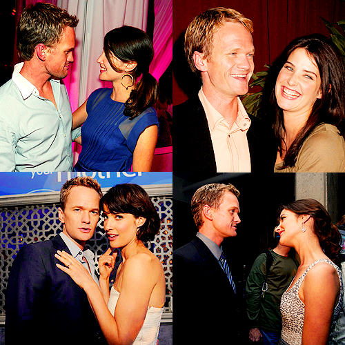 Robin and Barney <3 - barney-and-robin Photo