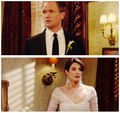 Robin and Barney Stinsons <3